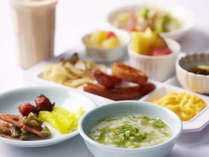 【朝食】和洋バイキング