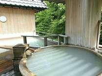 銀杏館 露天風呂/登別の自然を感じながら、名湯を存分にお楽しみください