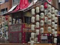 祇園祭 函谷鉾(かんこほこ)