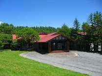 *【夏の風景】湿気が少ないのでカラッと爽やか!快適にお過ごしいただける高原のホテルです。