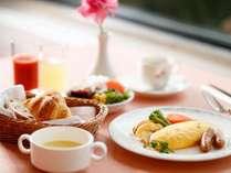 朝食セットメニュー