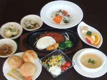 【早割28】石垣牛ハンバーグディナー&朝食付