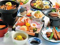 【2018年春・三河御膳一例】三河のおいしいが詰まった旬の会席料理です