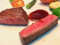 *[ 夕食/お肉料理一例 ] メインのお肉料理はチェックイン時のお選びいただけます