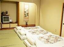 和室(7名様までお受けできます)