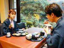 【レストラン(朝食)】
