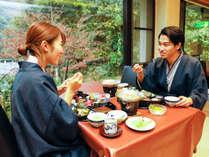 【レストラン(夕食)】