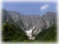 日本百名山・谷川岳一の倉沢
