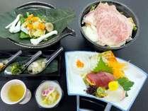 ご夕食イメージ※季節によりお料理内容は変わります。