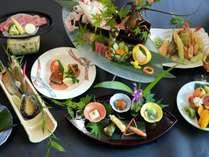 わたらせ温泉30周年記念【極上の極み会席】※季節によりお料理内容は変わります