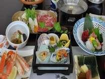 湯島会席の一部 ※イメージ画像です。料理内容は、季節・仕入状況により変更します。