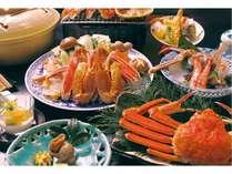 ◆2名様限定◆【冬の王様かに料理】 とろけるような蟹を夢見心地で心ゆくまで堪能あれ♪ ☆かに会席☆