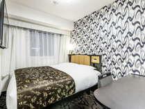 スタンダードルーム(2名利用)/広さ11平米/ベッド幅140cm×1台