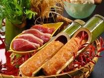 【仙台セリ鍋御膳】旨味が凝縮した鴨肉の切り身とつみれをお鍋で(料理イメージ 2017年11月~)