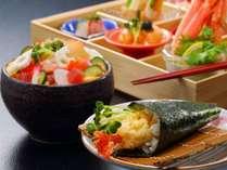 【三楽膳】9種の豆皿(小鉢)のお料理をご自分の好きな楽しみ方でどうぞ(料理イメージ 2018年3月~)