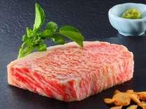 【蔵饗人】<メインディッシュ>鉄板焼きは『仙台牛』でご用意します(料理イメージ。2020年4月~)