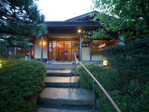 ■外観■金沢市街から車で15~20分。金沢の奥座敷でゆるりと優雅な休日を。
