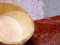 当宿は城崎で3軒しかない源泉かけ流しの湯です。うちに入ると外湯に入れなくなる!というお声も。
