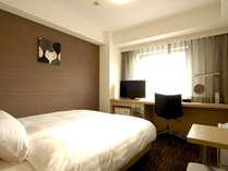 【モデレートダブル】154cmのゆったりサイズベッド。2人の距離が近づくお部屋♪