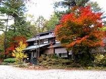 秋の大東園