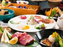 【名古屋会席】春夏秋冬の味覚を料理長が厳選し、美しく盛りつけた豪華会席♪