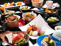 ■地元の幸を活かした『尾張会席』は料理旅館の自慢!~ご好評うなぎの飯蒸しはもちもち食感の逸品~■