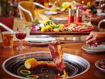 【選べる夕食】ブッフェ・BBQ・火鍋などから選べる♪リゾートディナー付/2食付