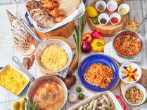 朝食(イメージ)/宮古島や沖縄ならではの旬の食材を使った、和洋琉料理をご堪能ください。