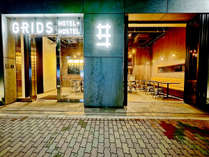 GRIDS TOKYO ASAKUSABASHI HOTEL&HOSTEL