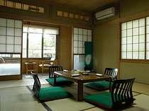 シンプルで過ごしやすい和室一例