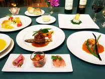 【3日前まで予約OK】★ワンランク上のディナーで贅沢に★『朝食』+『プレミアムディナー』