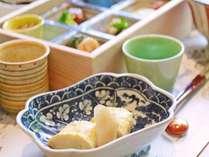 *【朝食一例】だし巻き玉子は、お客様の目の前で調理してご提供します