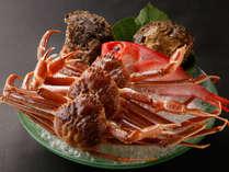 *【蟹ざんまいプラン】蟹料理を満喫できるプラン!写真はイメージです