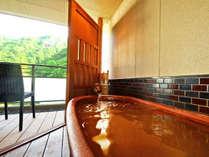 *【本館和室・金泉付】金泉風呂が客室にあるお宿は有馬でわずか数件。当館では湯船から眺望も楽しめます