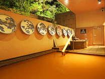 *【大浴場B・金泉露天風呂】2ケ所ある大浴場のうちの一つ、夜は男湯・朝は女湯になります。