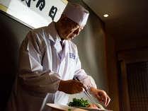 *【勲章料理人:大田忠道】斬新な発想で美食のみならず笑顔になる料理をお届けします。
