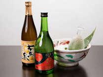 *【日本酒各種】神戸は酒造の宝庫!お料理にあわせて様々なお酒をお楽しみください。