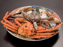 *【別注料理:国産 松葉蟹】毎年11月末~2月頃まで・鮮度の高い活蟹の味を爪の先までお楽しみください