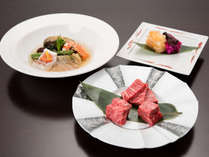 *【神戸牛&フカヒレ付プラン】通常メニューに加えて神戸牛とフカヒレ両方をお楽しみいただけます