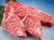 *【神戸牛ステーキ150g付プラン】画像は2名分(約300g)別注料理でもご注文承ります。(g単位)