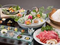 *夏【会席料理】勲章料理人・弟子700人を抱える大田忠道の料理をお楽しみください。