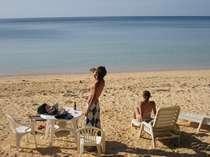 44 大好きな石垣島初夏でも真夏気分。白い砂浜伊土名のビーチでゆったりのんびり