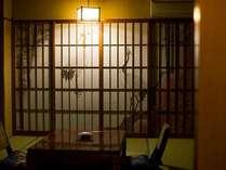 【風水部屋】心が和む鶴がお出迎えのお部屋
