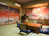 【風水部屋】幻想的な月をお楽しみいただけるお部屋