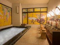 ★風水風呂・大浴場で疲れを!!とってお休みください
