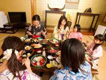 ★和食膳にて・朝夕2食付ゆっくりできる・個室提供