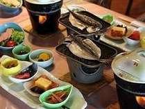 ★ビックリ!!特大アジが付いた朝食で元気充電・頑張って・いってらっしゃい(=^・^=)