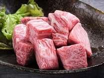★最高級常陸牛サイコロステーキ