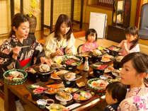 ★ママも安心★完全個室でのお食事になります