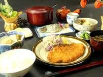 手づくりの美味しいお料理をお楽しみください。